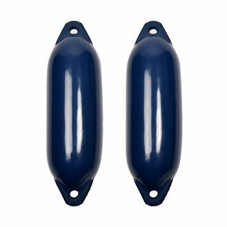 2 x Majoni Star Fender - Size 5 Deflated (Different Colours Available)