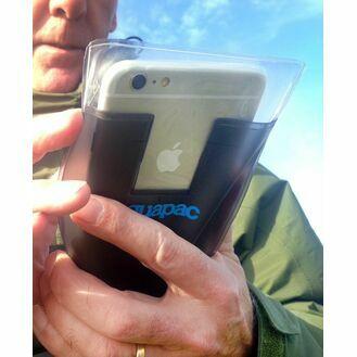 Aquapac - Classic Phone Case Plus - Grey