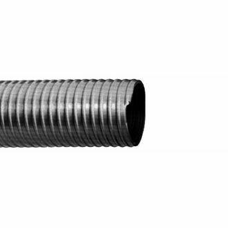 Meridian Zero Black Light Bilge Hose - 19mm