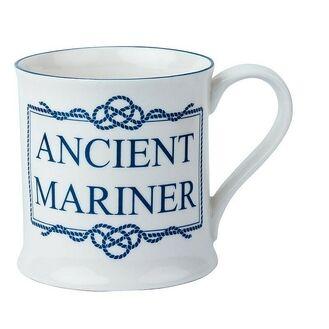 Nauticalia Campfire-style Mug - Ancient Mariner