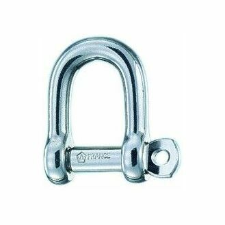 Wichard 14mm D Standard Shackle