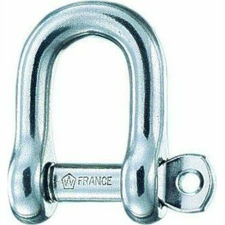Wichard D Captive Pin Shackle