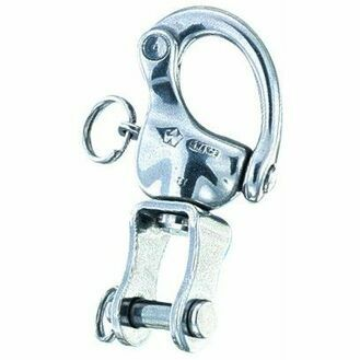 "Wichard 120mm ""HR"" Snap Shackle: Swivel Shackle"