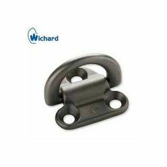 Wichard 8mm Titanium Folding Pad Eye