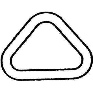 Wichard 4mm X 30mm Triangle