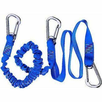 Wichard Elastic H/Line - 3 Standard Hooks