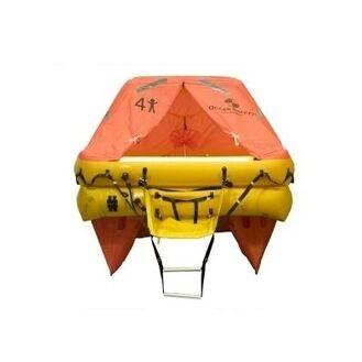 Ocean Safety Ocean 12C 12 Man ISO9650 SOLAS B Liferaft