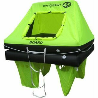 Waypoint Offshore ORC Liferaft - Valise 4,6 or 8 man