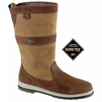 Womens Dubarry Ultima Leather Sailing Boot 2019 - Free Cleaner & Protector
