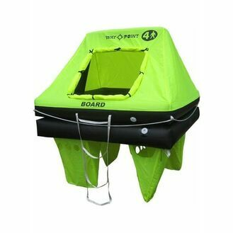 Waypoint Offshore ORC Liferaft - Cannister 4,6 or 8 man