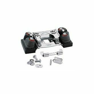 Harken 22 mm Windward Sheeting Car Adapter Kit