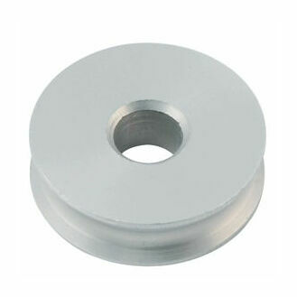 Allen 28mmx8mm Plain Alloy Sheave
