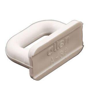 Allen 18mm X 35mm Nylon Track Slide