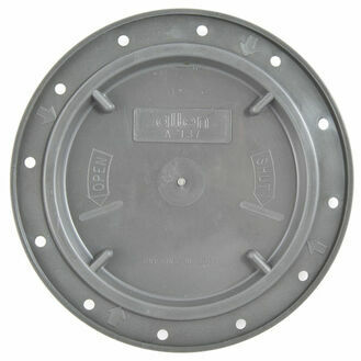 Allen 99mm Hatch Cover - Grey