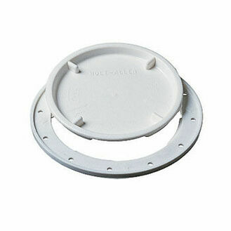 Allen 99mm Hatch Cover - White