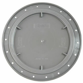Allen 144mm Hatch Cover - Grey