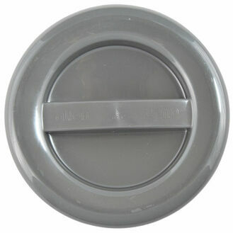 Allen 100mm O Hatch Cover - Grey