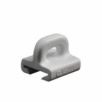 Allen 23mm X 28mm Nylon Track Slide