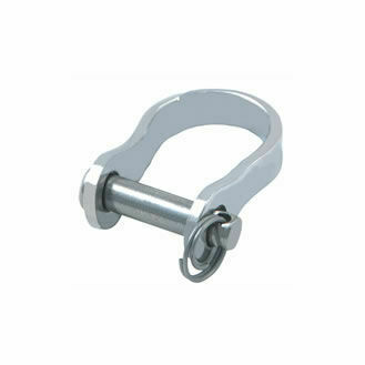 Allen 6.5mm STriple Shackle+Clevis