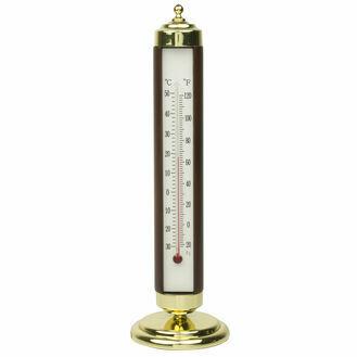 Nauticalia Pillar Desk Thermometer - 23cm