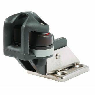 Allen 4-6mm Thru Deck Swivel Cleat