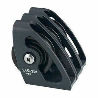 Harken 57 mm Triple Over-The-Top Block