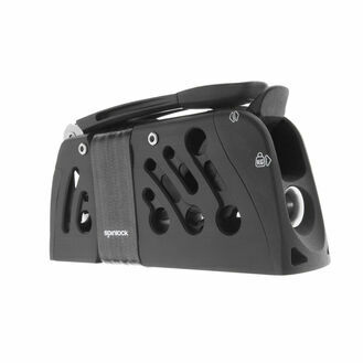 Spinlock XXC Powerclutch,Black,Sidemount Port - Bonded