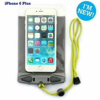 Aquapac Waterproof Electronics Phone Case - iPhone 6 Plus