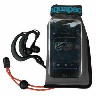 Aquapac Stormproof Waterproof iPod Case - Orange