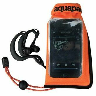 Aquapac Stormproof Waterproof iPod Case - Grey