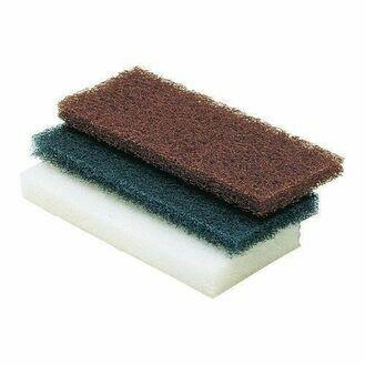 Shurhold Medium Scrubbing Pad - (twin pack) - 1702