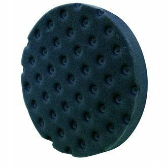 Shurhold Black Buffing Pad for Pro Polish - 16.5cm Diameter - Pair