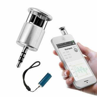 Skywatch Windoo 3 - Wind,Temp, Humidity & Pressure Meter for Smart Phones