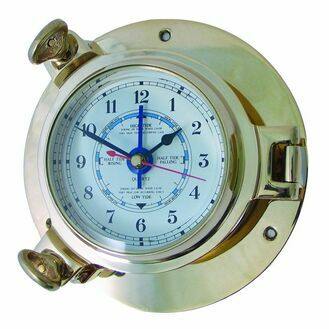 Porthole Medium Tide Clock