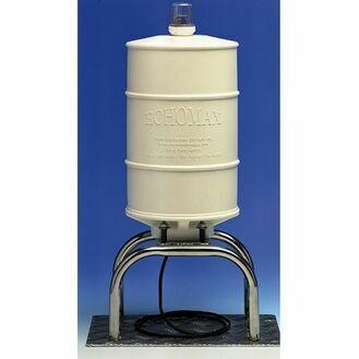 Echomax 230 Midi Basemount Radar Reflector All-Round White Light