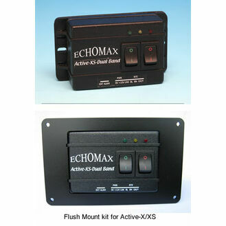 Echomax Active Control Unit Flush Mount Kit - Radar Reflector
