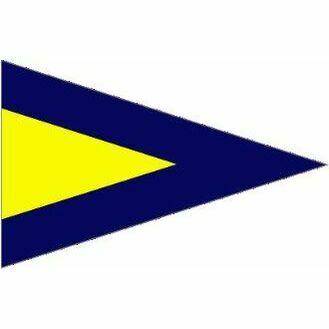 Meridian Zero Pennant 1st Substitute Flag