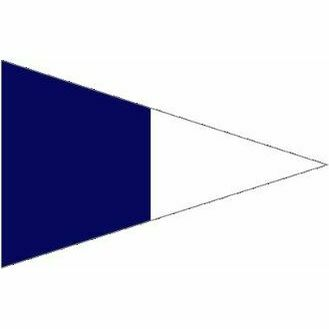 Meridian Zero Pennant 2nd Substitute Flag