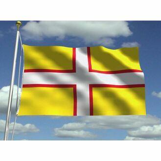 Meridian Zero Dorset Courtesy Flag - 30cm x 45cm