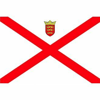 Meridian Zero Jersey Courtesy Flag - 30 x 45cm