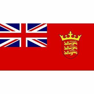 Meridian Zero Jersey Red Ensign Flag - 30 x 45cm