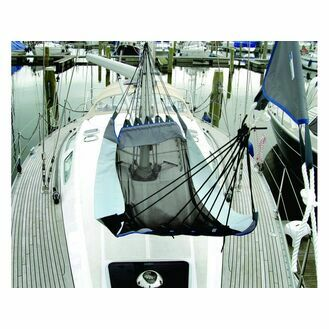 Blue Performance Hammock Incl. Suspension Kit