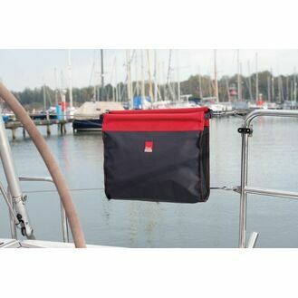 Sea Rail Bag  - Red/Grey