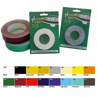 Coveline Boat Tape: Length 25mm x 15M