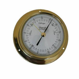 Weems & Plath Brass Trident Barometer