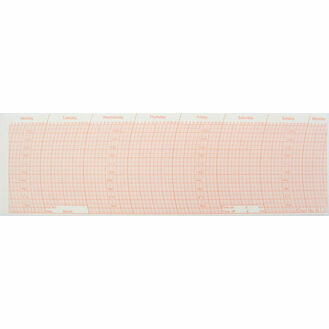 Weems & Plath W1 Barograph Paper - 2 Years Supply