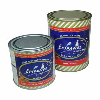 Epifanes Clear Varnish - High Gloss
