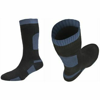 Sealskinz Socks - Mid Weight, Mid Length Size Small