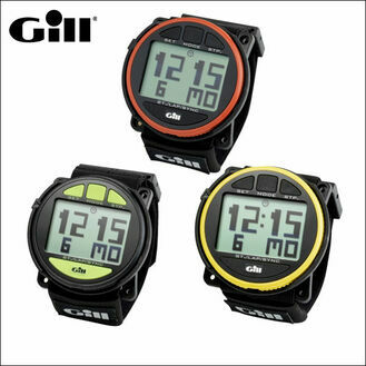 Gill Regatta Race Timer - Red/Black/Yellow