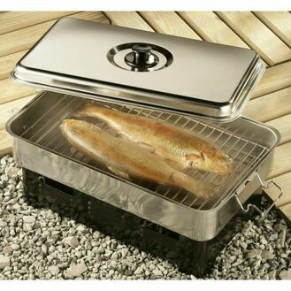 Portable Food Smoker